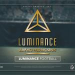 2018 Panini Luminance Football