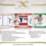 2018 Topps Definitive