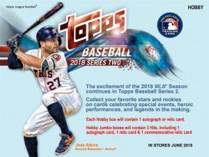 3e4e0993e 2018 Topps Series 2 - Baseball Card Checklist - Checklistcenter.com
