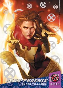 Base Super Villains Dark Phoenix