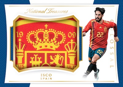 Colossal Materials Isco