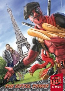 Deadpool Around the World The Eiffel Tower