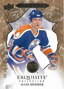 Exquisite Base Legends Mark Messier