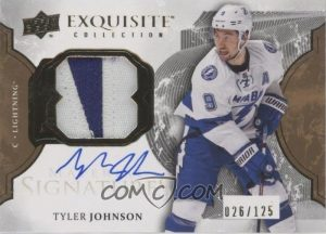 Exquisite Material Signatures Tyler Johnson