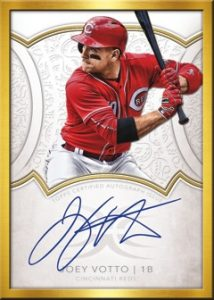 Framed Auto Collection Joey Votto