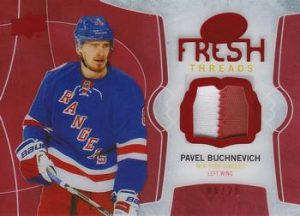 Fresh Threads Red Patch Pavel Buchnevich