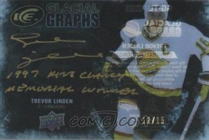 Glacial Graphs Black Trevor Linden