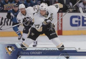 Jumbos Sidney Crosby