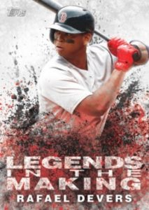 Legends in the Making Rafael Devers