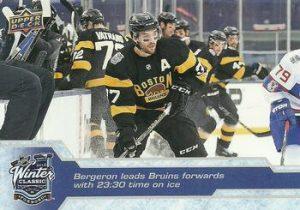 NHL Winter Classic Jumbo Patrice Bergeron