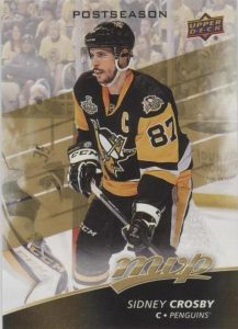 Postseason Variations Sidney Crosby