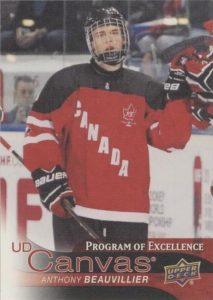 Program of Excellence Canvas Anthony Beauvillier