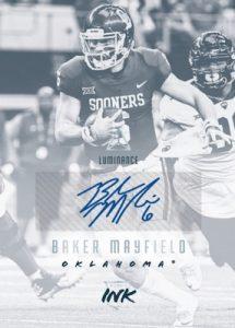 Rookie Ink Baker Mayfield