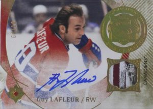 Signature Matrial Laureates Guy Lafleur