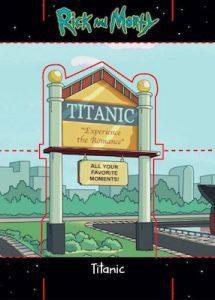 Standees Titanic