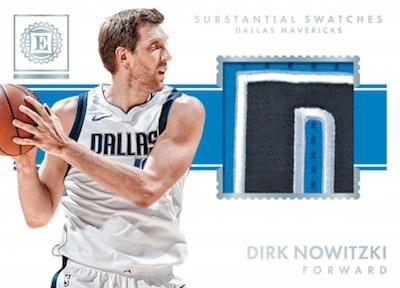 Substantial Swatches Dirk Nowitzki
