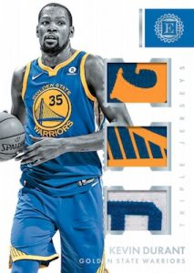 Triple Jersey Kevin Durant