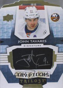 Tryptichs Auto John Tavares