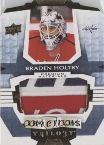 Tryptichs Patch Braden Holtby