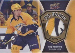 UD Game Patch Filip Forsberg