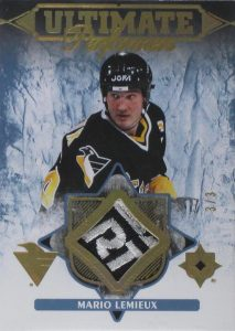 Ultimate Performers Gold Spectrum Tag Mario Lemieux