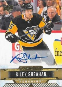 Wave 3 Gold Foil Auto Riley Sheahan