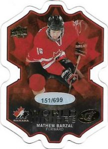 World Juniors Mathew Barzal