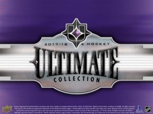 2017-18 UD Ultimate Collection