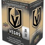 2017-18 UD Vegas Golden Knights Inaugural Season