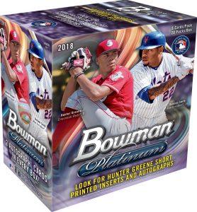 2018 Bowman Platinum