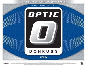 2018 Donruss Optic