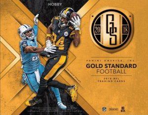 254b49107 2018 Panini Gold Standard - Football Card Checklist ...