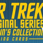 2018 Rittenhouse Star Trek TOS The Captain's Collection