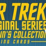 2018 Rittenhouse Star Trek TOS The Captain's Collection