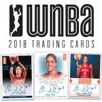 2018 Rittenhouse WNBA