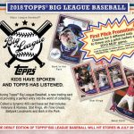 2018 Topps Big League