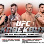 2018 Topps UFC Knockout