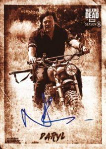 Autographs Sepia Daryl