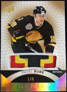 Base Premium Materials Pavel Bure