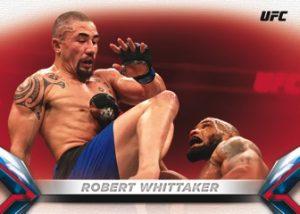Base Red Robert Whittaker