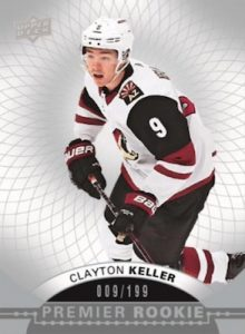 Base Rookies Tier 2 Clayton Keller