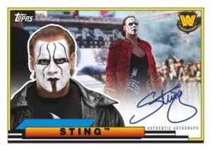 Big Legends Auto Sting