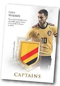 Captains Relics Eden Hazard