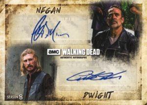 Dual Auto Negan, Dwight