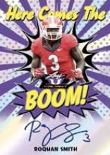 Here Comes the Boom Auto Roquan Smith