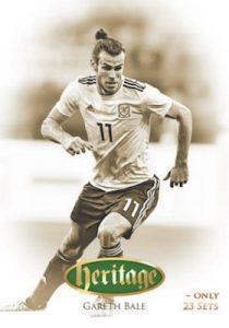 Heritage Gold Gareth Bale