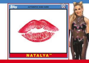Kiss Cards Natalya