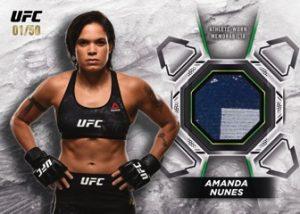 Knockout Relics Amanda Nunes