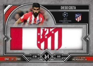 Momentous Material Prime Patch Diego Costa