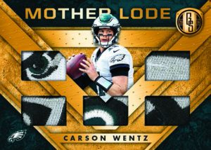 Mother Lode Relics Carson Wentz